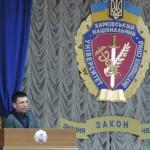 Центр «МОСТ» провел лекцию для курсантов Харьковского национального университета внутренних дел