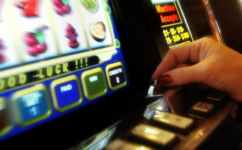 Игровые автоматы.игровая зависимость игровые автоматы он-лаин