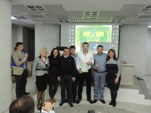 Организация «Мост» стала победителем в номинации «Лучшая волонтерская команда»